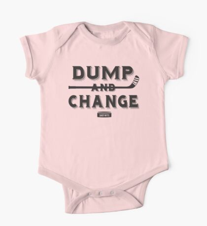 Dump and Change Hockey One Piece - Short Sleeve