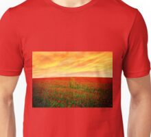 POPPY HILLSIDE Unisex T-Shirt