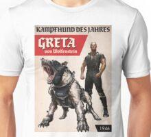 Greta von Wolfenstein Unisex T-Shirt