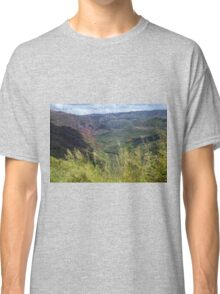 I Will Follow You To The Ends Of The Earth Classic T-Shirt