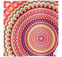 Mandala 034 Poster
