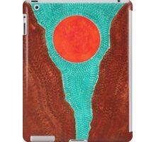 Slot Canyon original painting iPad Case/Skin
