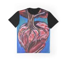 Roots and Veins Graphic T-Shirt