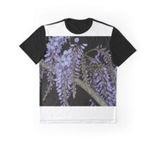 Wisteria's various sections of growth Graphic T-Shirt
