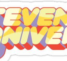 Steven Universe Logo! Sticker