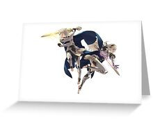 Fire Emblem Fates - Male & Female Corrin / Kamui Greeting Card