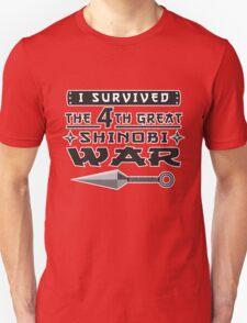 Shinobi war T-Shirt