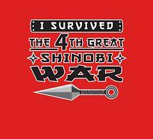 Shinobi war Unisex T-Shirt