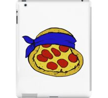 TMNT Pizza - Leonardo iPad Case/Skin
