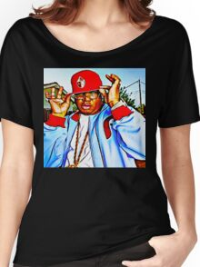 """""""SYNONYMOUS W/ BAY AREA RAP"""" Women's Relaxed Fit T-Shirt"""