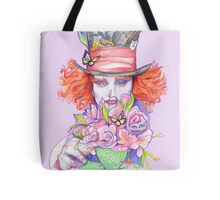 Mad Hatter  Tote Bag