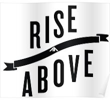 AO Rise Above Poster