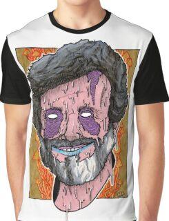 Psychedelic Prophet Graphic T-Shirt