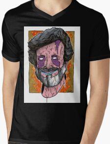 Psychedelic Prophet Mens V-Neck T-Shirt