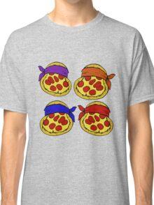 TMNT Pizza  Classic T-Shirt