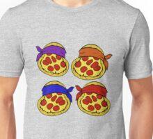 TMNT Pizza  Unisex T-Shirt