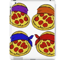 TMNT Pizza  iPad Case/Skin