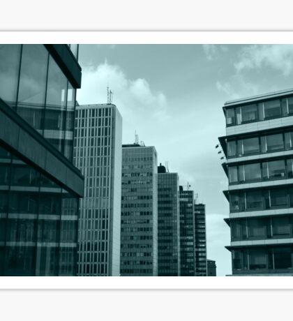 Office Buildings Sticker