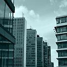 Office Buildings by Herbert Shin