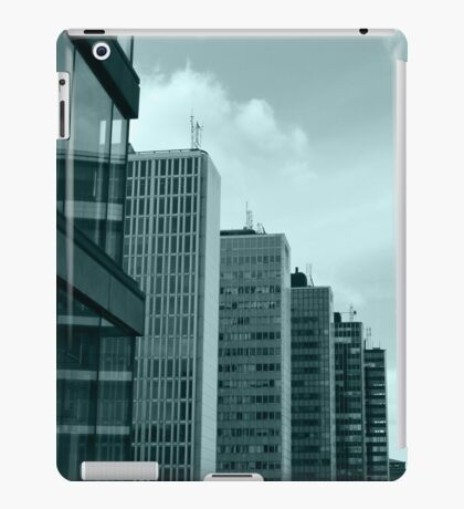Office Buildings iPad Case/Skin