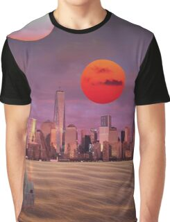 New Tatooine Graphic T-Shirt