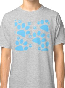 Dog Paws Classic T-Shirt