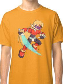 The Red Mega Man Classic T-Shirt