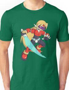 The Red Mega Man Unisex T-Shirt