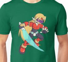 The Red Mega Man Unisex T-Shirt