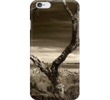 Dead but still standing iPhone Case/Skin