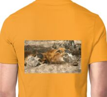 Love in the Mud.......... Unisex T-Shirt