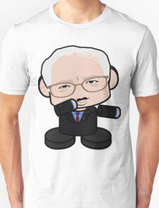 Bernie Sanders Politico'bot Toy Robot Dab Unisex T-Shirt