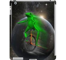 dat boi moon shirt (high resolution) iPad Case/Skin