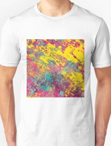Abstract Texture Uno T-Shirt