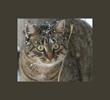 Snowflakes On My Whiskers - Puma Unisex T-Shirt