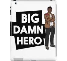 Big Damn Hero iPad Case/Skin
