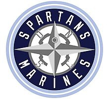 Seattle Spartans Photographic Print