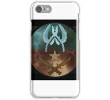 Cs:Go Teams Fire and Ice iPhone Case/Skin