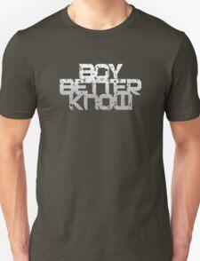 Boy Better Know | BBK | Official | Logo Unisex T-Shirt