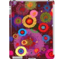 Abstract #360 Splirkles iPad Case/Skin