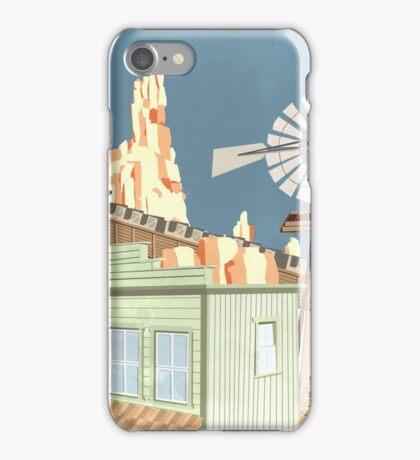 Big Thunder Mountain Railroad iPhone Case/Skin