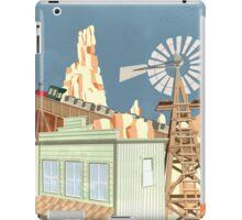 Big Thunder Mountain Railroad iPad Case/Skin