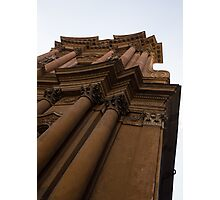 Architecture in Rome, Italy - One of Over 900 Churches in the City Photographic Print