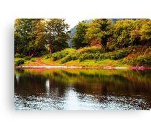Loving Autumn Everyday Canvas Print