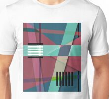 Abstract #410 Unisex T-Shirt