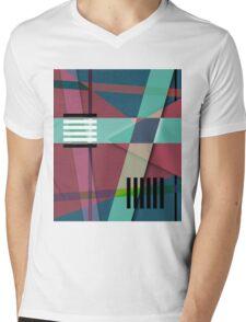 Abstract #410 Mens V-Neck T-Shirt