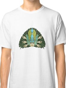 Peacock warrior Classic T-Shirt