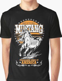 Mustang Graphic T-Shirt