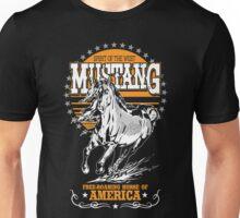 Mustang Unisex T-Shirt
