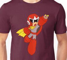 Jump 'n Shoot Man Unisex T-Shirt